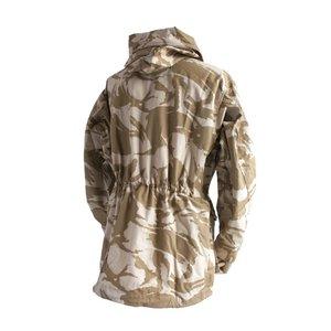 イギリス軍 放出 デザートDP Mコマンドスモック JP056NN 170-88サイズ 【 デットストック 】 【 未使用 】  - 拡大画像