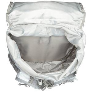 カブセリュック(リュックサック) GERRY 【 21 L 】 アルミフレーム付 軽量/高耐水圧 マジックプロテクション GE1204 ホワイト(白) h03