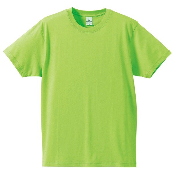 Tシャツ CB5806 ライム グリーン Sサイズ 【 5枚セット 】 f00