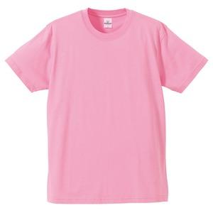 Tシャツ CB5806 ピンク Mサイズ 【 5枚セット 】  h01