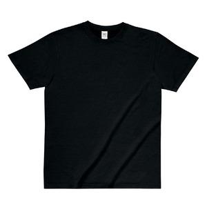 ライトウェイト Tシャツ LBT600 ブラック XLサイズ 【 10枚セット 】