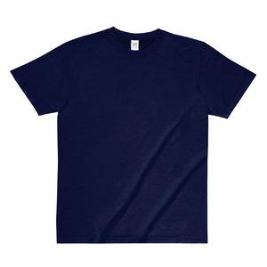 ライトウェイト Tシャツ LBT600 ネイビー XLサイズ 【 10枚セット 】  h01