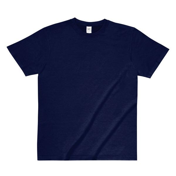 ライトウェイト Tシャツ LBT600 ネイビー XLサイズ 【 10枚セット 】 f00