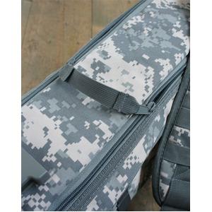 MO LLE対応 米軍 防水ワンショルダーバッグ B S109YN ブラック 【 レプリカ 】
