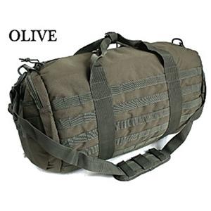 アメリカ軍 2WAYボストンバッグ/鞄 【 42 L 】 モール対応/ウレタン素材入り BH055YN オリーブ 【 レプリカ 】  - 拡大画像