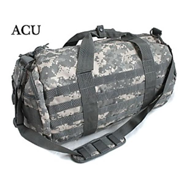 アメリカ軍 2WAYボストンバッグ/鞄  42 L  モール対応/ウレタン素材入り BH055YN ACU  レプリカ