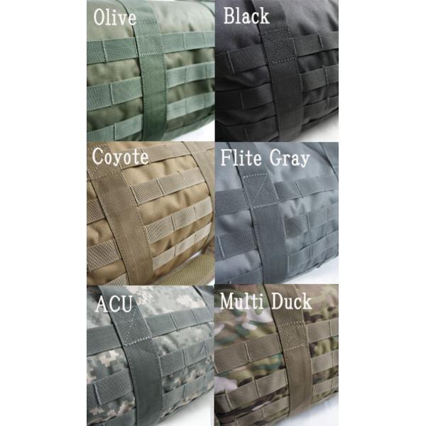 アメリカ軍 ボストンバッグ/鞄  2WAY  モール対応/ウレタン素材入り BH054YN コヨーテ  レプリカ