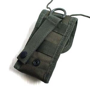モール対応多機能iPhoneケース ブラック h02