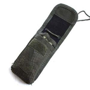 モール対応多機能iPhoneケース ブラック h03