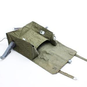 東ドイツNVA コンバットパック レインドロップ カモ未使用デットストック