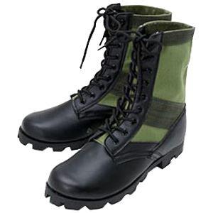 米軍 ジャングルブーツレプリカ アーミー グリーン 7W(26.0-26.5cm)