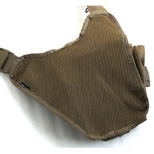 8ポケット防水ショルダーボディーバッグ B S055YN マルチ カモ