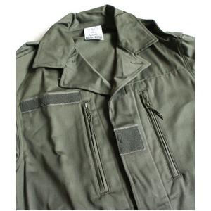 フランス空軍放出F2ジャケットデットストック本物オリーブ