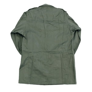 フランス軍放出 M64ジャケット 【 92/M- Lサイズ 】 風除け付き 〔デッドストック/本物〕