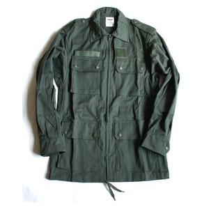 フランス空軍放出AFフィールドジャケット未使用デットストックオリーブ