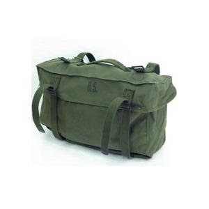 アメリカ軍 放出 M1945帆布綿キャンパスカーゴバッグ【中古】