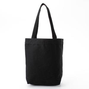 「THRASHER」綿キャンパス帆布製トートバッグブラック×アース h03