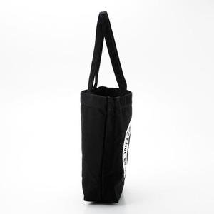 「THRASHER」綿キャンパス帆布製トートバッグブラック×アース f04