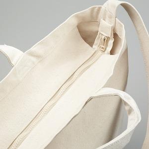 14.3オンス帆布製綿キャンパスコットン25リッター容量ラージショルダーバッグ2WAY ネイビー h02