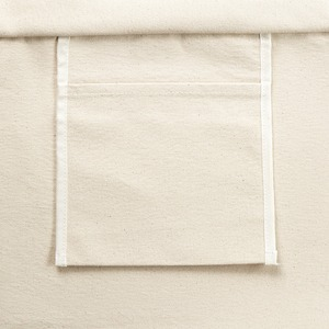 14.3オンス帆布製綿キャンパスコットン25リッター容量ラージショルダーバッグ2WAY ネイビー h03