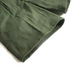 スウェーデン軍放出 ユーティリティーショートパンツ 未使用デットストック 44(78cm)
