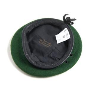 フランス軍ベレー帽レプリカ ブラック59cm
