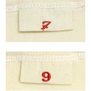フランス軍VネックTシャツレプリカ ブラック 後染め9(L)