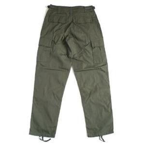 アメリカ軍BDUカーゴパンツ/迷彩服パンツ【XSサイズ】リップストップYN521007オリーブ【レプリカ】