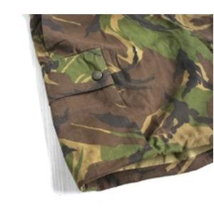 オランダ軍放出 コンバットショートパンツ カモフラージュ 【中古】 M