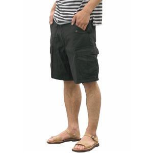 USタイプ「 M-65」フィールドショート丈パンツ ブラック メンズ XLサイズ 【 レプリカ 】