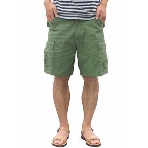 USタイプ「 M-65」フィールドショート丈パンツ オリーブ メンズ Sサイズ 【 レプリカ 】