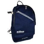 ドイツブランド Mobus(モーブス) PCポケット完備B4サイズビジネスライクバッグバッグ ネイビー