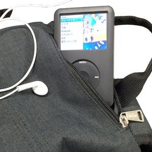 ドイツブランド Mobus(モーブス) PCポケット完備B4サイズビジネスライクバッグバッグ グレー h03