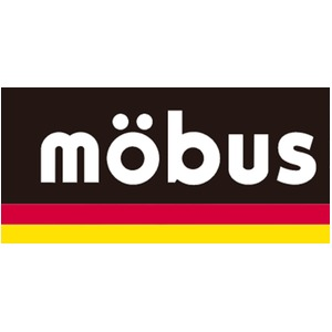 ドイツブランド Mobus(モーブス) PCポケット完備B4サイズビジネスライクバッグバッグ グレー f04