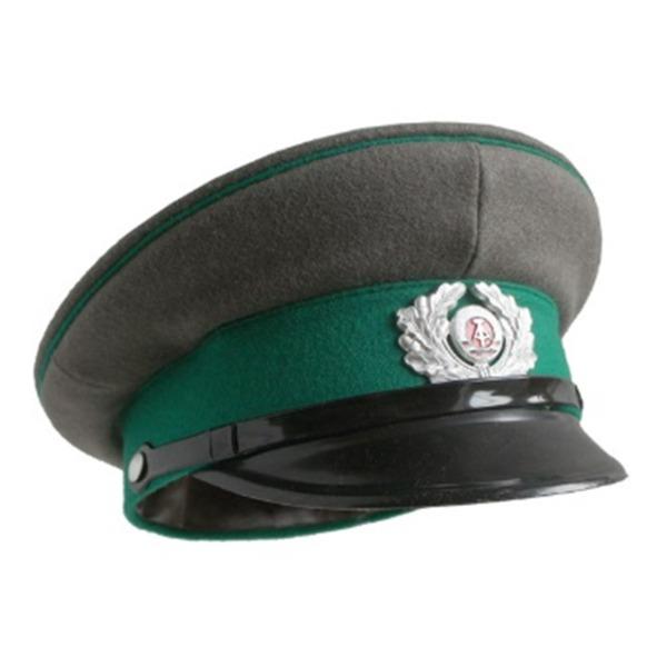 東ドイツ軍放出 国境警備隊制帽未使用デットストック 54cm