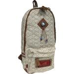 ワンショルダーバッグ/鞄 インディアン・モトサイクル社製 ジュート柄