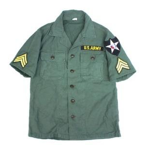 ジョンレノン Mode L 米軍 OG-107 ファティーグシャツ半袖 15サイズ( M) 【 レプリカ 】  - 拡大画像