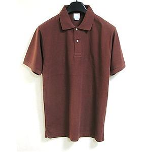 アースカラー半袖ポロシャツ 3枚セット 【 XSサイズ 】 UVカット/吸汗速乾/消臭 h03