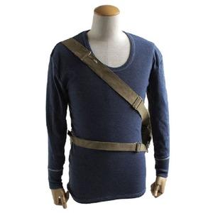 ベルギー軍放出 綿キャンパスショルダーバッグ【中古】