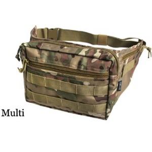 US軍 裏防水布使用ウェスト&ボディー2WAYバッグレプリカ マルチ - 拡大画像