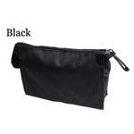 US軍 裏防水布使用エチケットポーチレプリカ ブラック