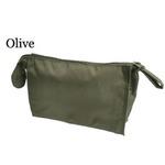 US軍 裏防水布使用エチケットポーチレプリカ オリーブ