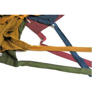 チェコ軍放出 エプロン 染め EE343ND モス グリーン 【 デットストック 】 【 未使用 】