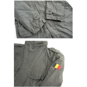 ベルギー軍放出 M88コート 【中古】 サイズ《46-48》