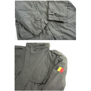 ベルギー軍放出 M88コート 【中古】 サイズ《54-56》