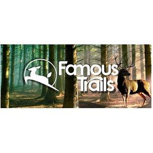 カルフォルニアブランド「Famous Trails」PVC撥水加工18リッター スクエアーバック ネイビー/グレー