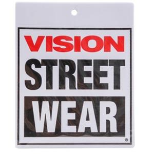 VISION(ビジョン)ラップトップ収納ポケット&PC用衝撃緩和材入りスクエア型バックバック WHITE/ICON