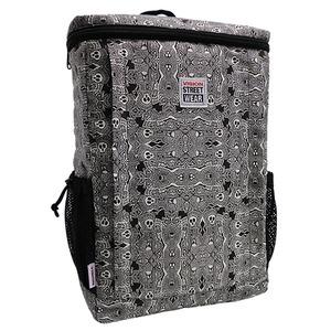 VI SION(ビジョン)ラップトップ収納ポケット&PC用衝撃緩和材入りスクエア型バッグバッグ SKU LL h01
