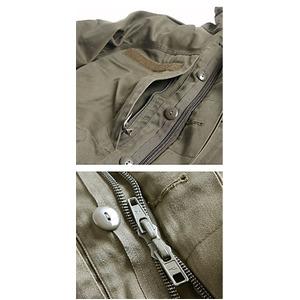 オーストリア軍放出 ヘビーウェイトフィールドジャケットハイカラー 【中古】 《96-100( L相当)》