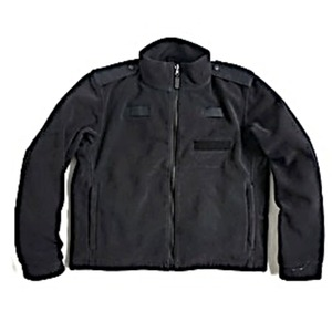 ロンドン警視庁放出ポーラテックフリースジャケットブラック未使用デットストック《90-165(レディースL相当)》
